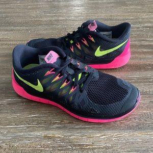 25+ Nike Free 5.0 Women Pink  PNG